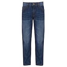 Buy John Lewis Boy Core Straight Fit Jeans Online at johnlewis.com