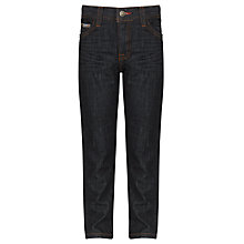 Buy John Lewis Boy Straight Fit Denim Jeans Online at johnlewis.com