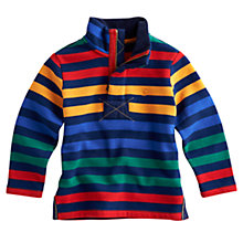 Buy Little Joule Captain Long Sleeved Sweatshirt Online at johnlewis.com
