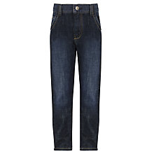 Buy John Lewis Boy Standard Denim Jeans, Blue Online at johnlewis.com