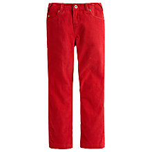 Buy Little Joule Junior Kurt Corduroy Trousers Online at johnlewis.com