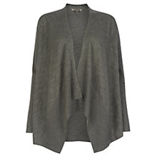 Buy Jigsaw Linen Drape Cardigan Online at johnlewis.com
