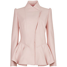 Buy Ted Baker Wrenn Peplum Jacket Online at johnlewis.com