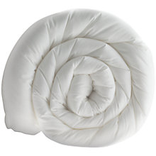 Buy John Lewis Silk Soft Duvet, 13.5 Tog (9 + 4.5 Tog) All Seasons Online at johnlewis.com