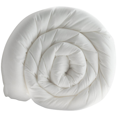 Buy John Lewis Silk Soft Duvet, 10.5 Tog Online at johnlewis.com
