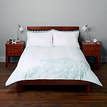 Buy John Lewis Layla Duvet Cover, Duck Egg Online at johnlewis.com