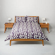 Buy John Lewis Wallflower Duvet Cover and Pillowcase Set Online at johnlewis.com