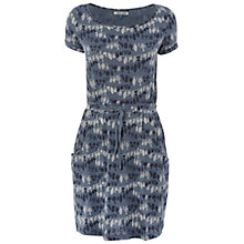 Buy White Stuff Pottery Knitted Tunic, Cool Air Blue Online at johnlewis.com