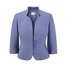 Buy CC Petite Scalloped Jacket, Lavender Online at johnlewis.com