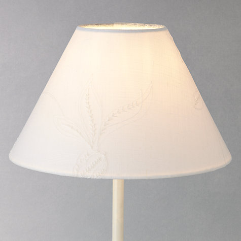 Buy John Lewis Rachel Embroidered Shade Online at johnlewis.com