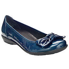 Buy Gabor Glitz Bow Trim Pumps Online at johnlewis.com