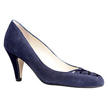 Buy Van Dal Hingham Court Shoes, Navy Online at johnlewis.com
