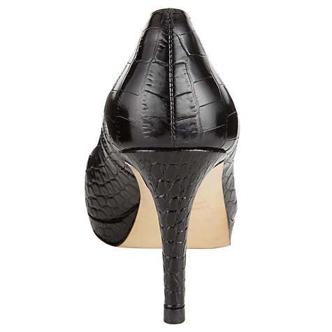 Buy COLLECTION by John Lewis Mia Crocodile Court Shoes Online at johnlewis.com