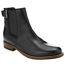 Buy Collection WEEKEND by John Lewis Giza Ankle Boots, Black Online at johnlewis.com