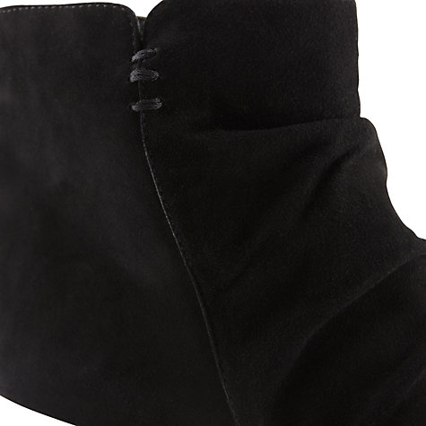 Buy John Lewis Hayley Ankle Boots, Black Online at johnlewis.com