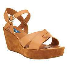 Buy Collection WEEKEND by John Lewis Henge Platform Sandals Online at johnlewis.com
