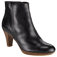 Buy John Lewis Isabel Platform Boots, Black Online at johnlewis.com
