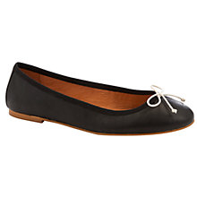 Buy COLLECTION by John Lewis Pinto Ballet Shoes Online at johnlewis.com