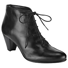 Buy John Lewis Sardinia Shoe Boots, Black Online at johnlewis.com