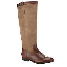 Buy Collection WEEKEND by John Lewis Sphinx Riding Style Knee Boots Online at johnlewis.com