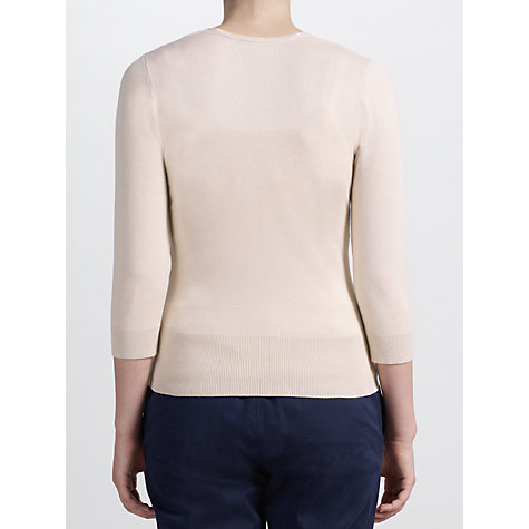 Buy John Lewis Twist Front Top Online at johnlewis.com