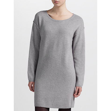 Buy Kin by John Lewis Scoop Neck Jumper Dress Online at johnlewis.com