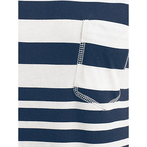 Buy Kin by John Lewis Striped T-Shirt Dress Online at johnlewis.com