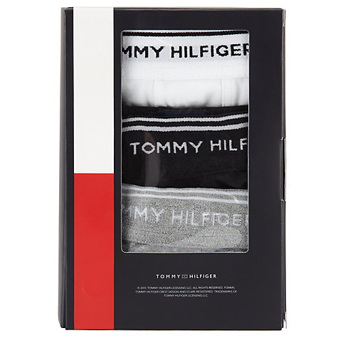 Buy Tommy Hilfiger Classic Boxers, Pack Of 3 Online at johnlewis.com