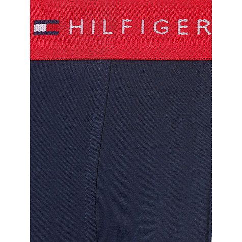 Buy Tommy Hilfiger Seymour Trunks, Navy Online at johnlewis.com