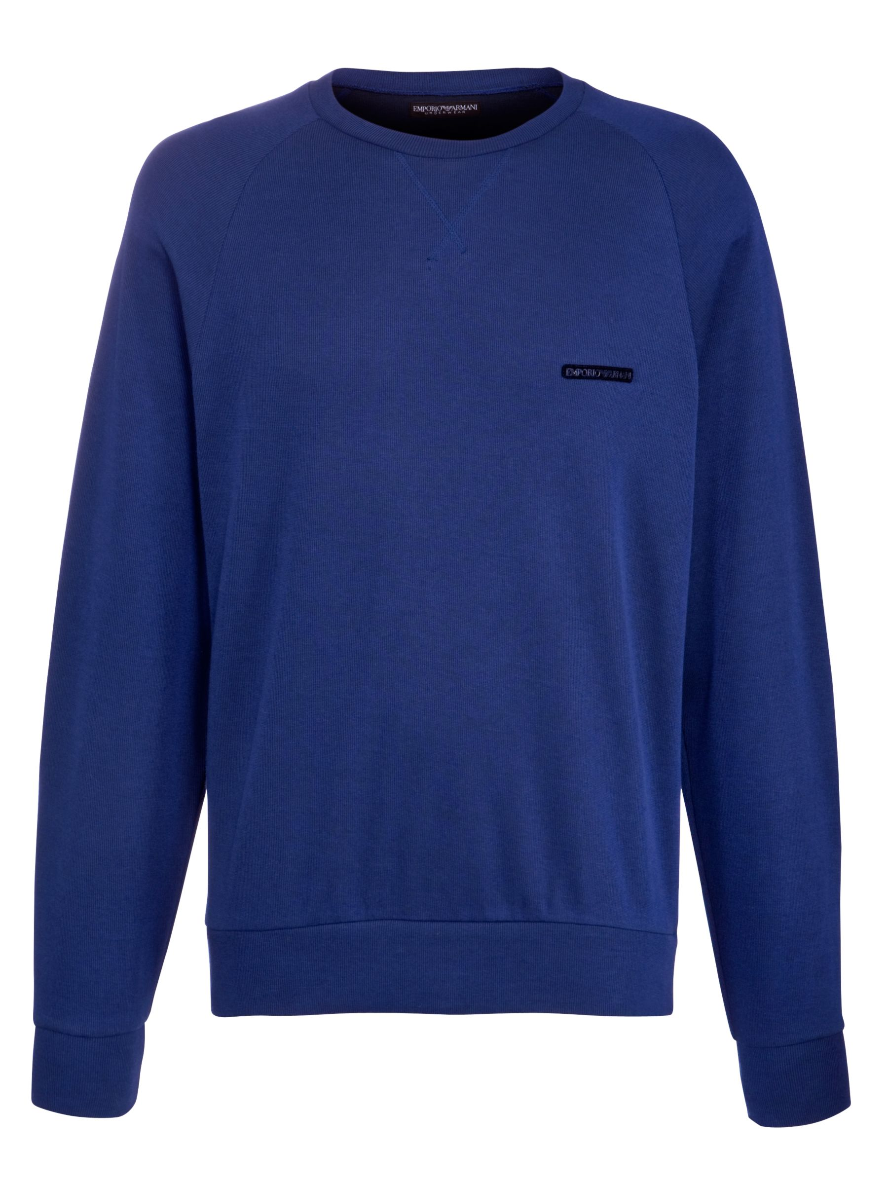 Emporio Armani Crew Neck Long Sleeve T-Shirt