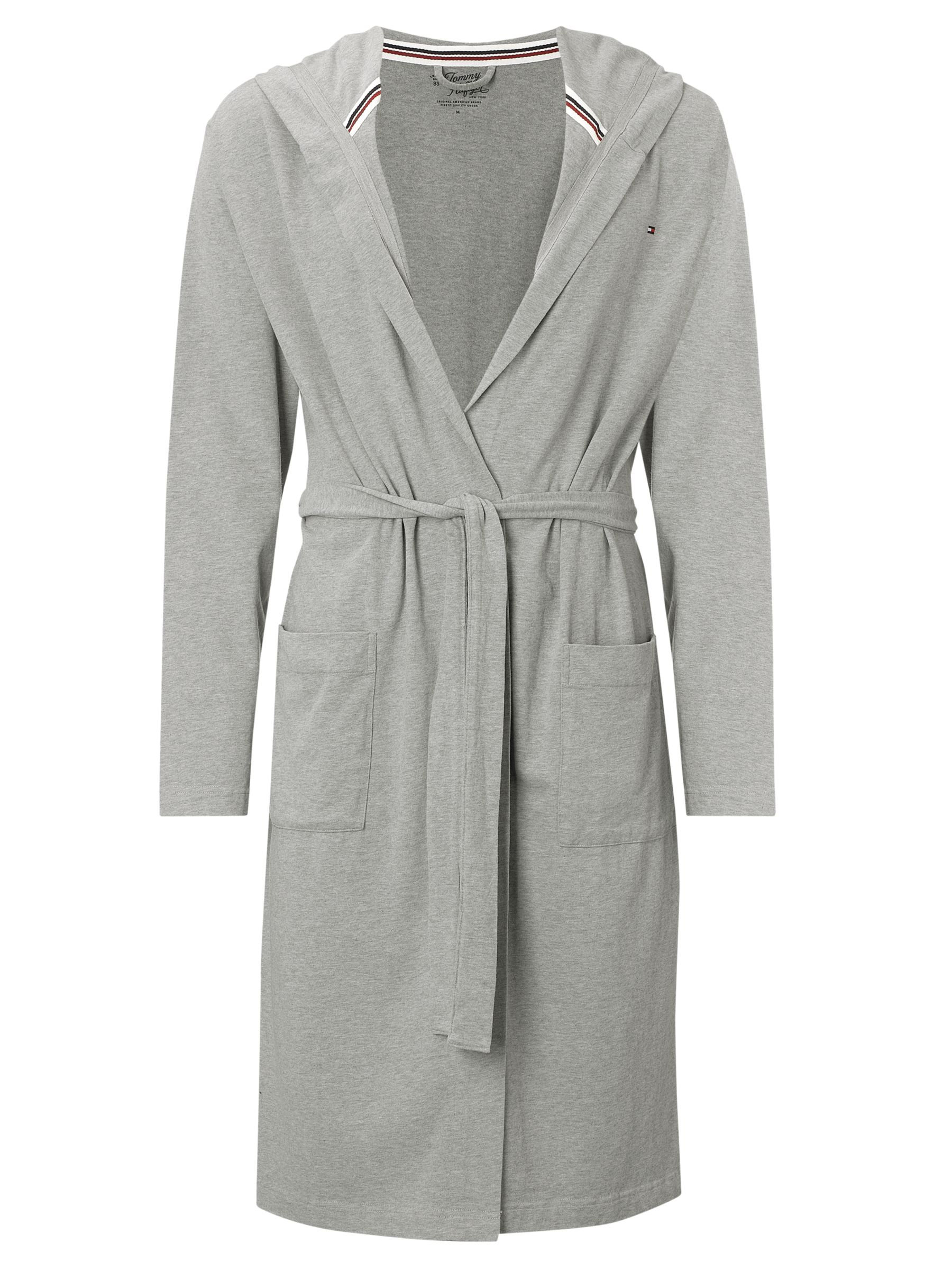 Tommy Hilfiger Stillman Bath Robe, Grey