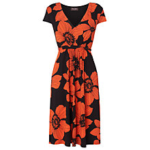 Buy Phase Eight Rio Dress, Black Online at johnlewis.com