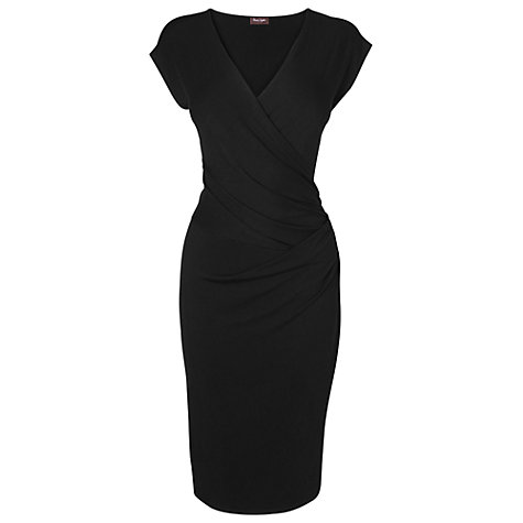 Buy Phase Eight Ethel Dress, Black Online at johnlewis.com