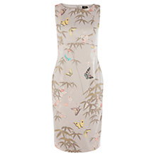 Buy Oasis Bamboo Butterfly Dress, Multi Online at johnlewis.com