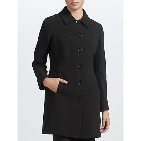 Buy John Lewis Crepe Coat Online at johnlewis.com