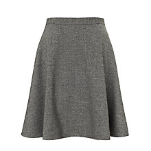 Buy Somerset by Alice Temperley Donegal Tweed Skirt, Grey Online at johnlewis.com