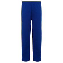 Buy St Michael's Church of England Preparatory School Unisex Tracksuit Bottoms, Royal Blue Online at johnlewis.com