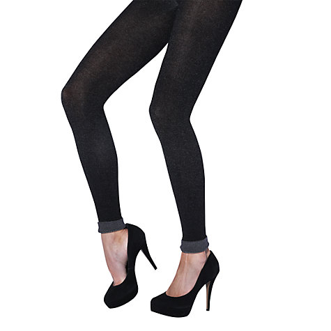 Buy Jonathan Aston Glacier Footless Tights Online at johnlewis.com