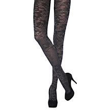 Buy Jonathan Aston Lucia Tights, Black Online at johnlewis.com