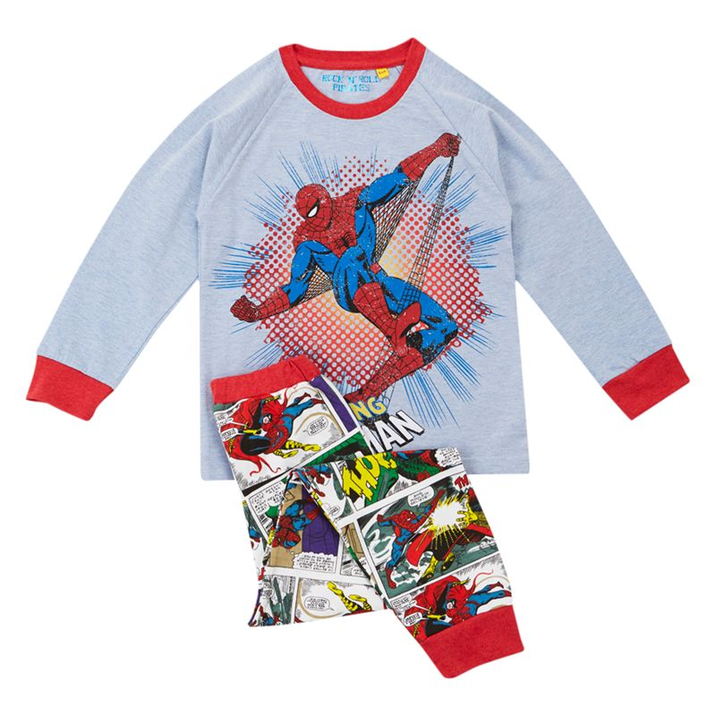 Spiderman Pyjamas, Multi