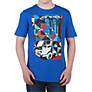 Buy Animal Boys' Heavy Graphic T-shirt, Cobalt Blue Online at johnlewis.com