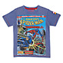 Spider-Man Hammerhead T-Shirt, Blue