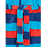 Buy John Lewis Boy Striped Robe, Blue/Red Online at johnlewis.com