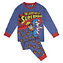 Superman Adventure Pyjamas, Blue