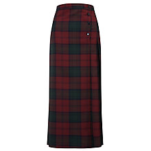 Buy Birchwood High School Girls' Kilt, Tartan Online at johnlewis.com