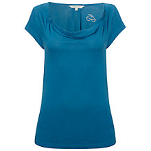 Buy White Stuff Dreamy T-Shirt, Broadway Blue Online at johnlewis.com