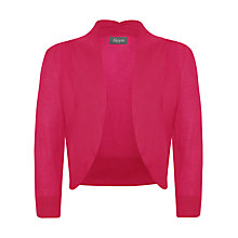 Buy Alexon Fine Knitted Bolero, Pink Online at johnlewis.com