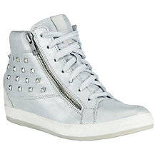 Buy Collection WEEKEND by John Lewis Monmarte Studded High-Top Trainers Online at johnlewis.com