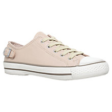 Buy Kurt Geiger Liberty Trainers, Nude Online at johnlewis.com