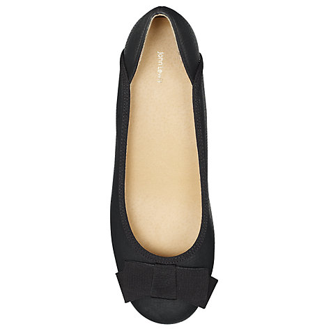 Buy John Lewis Peachy Ballerina Pumps Online at johnlewis.com